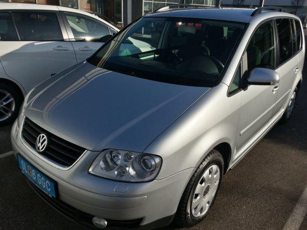VW Touran DSG Trendline Xenonlicht