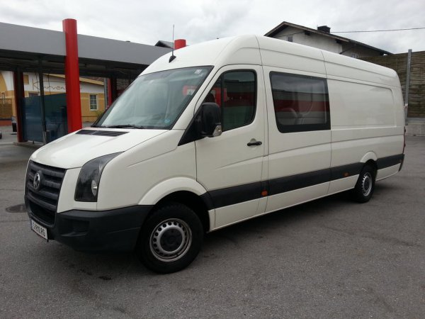 VW Crafter XXL plus